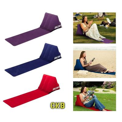 CKB Ltd The Chill out Portable Travel Tumbona Hinchable Inflatable Lounger