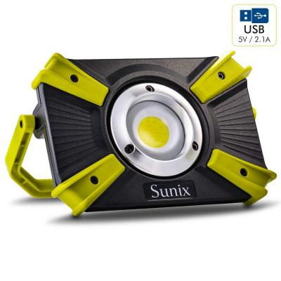 Sunix Foco LED Recargable 30W