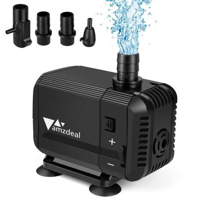 Amzdeal Bomba Sumergible 1500L H 15W